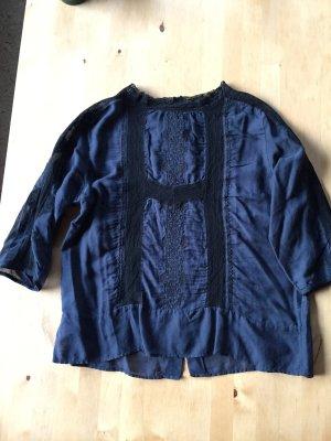 Bluse Shirt Seide von Levi's Made & Crafted Gr M