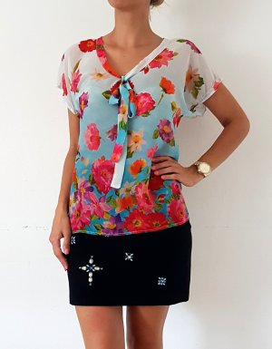 Bluse Shirt Sommerbluse Marina Yachting