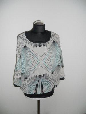 Bluse/Shirt Vila Muster Gr. M