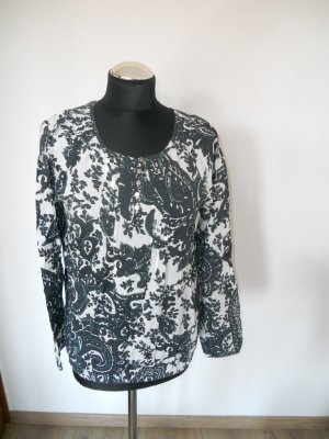 Bluse Soyaconcept Gr. M Muster