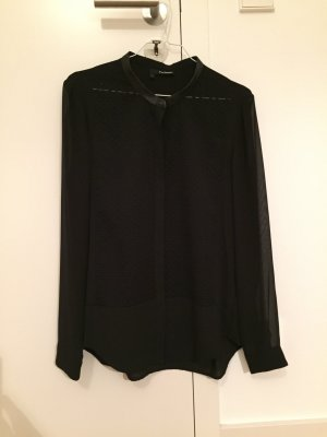 Bluse, The Kooples, L, schwarz
