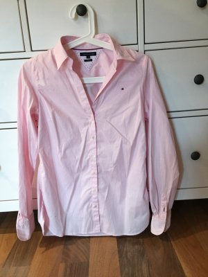 Tommy Hilfiger Long Sleeve Blouse light pink