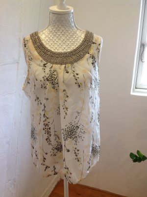 Bluse, Top sehr elegant in Gr. L
