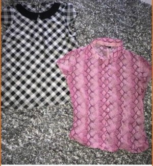 Bluse/Top Set BGN Paris Mohito Größe XS
