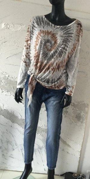 Bluse,Top,Tunika,Shirt Gr. 36/38 Batik neu HIppie,Ibiza,Boho Style