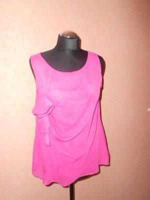 Bluse Top Vila Gr. M pink