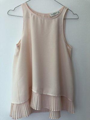 Bluse / Top zartrosa