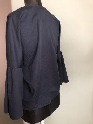 Bluse Trompeten Ärmeln Gr 36 38 S Mango MNG Suit