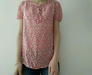 Bluse Tshirt GAP bunt muster