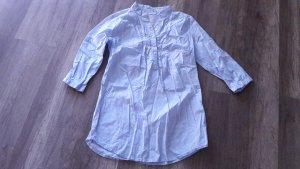 Bluse Tunika Hemd Longbluse Streifen gestreift