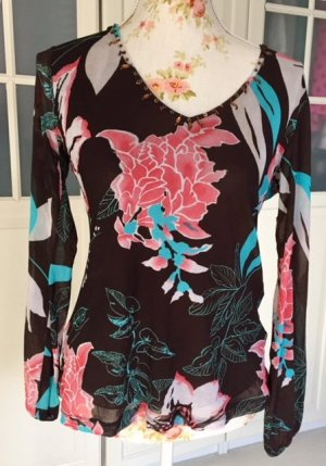 Bluse#Tunika#Langarmshirt