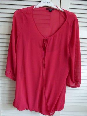 Bluse Tunika von Comma pink neu! Gr. 40