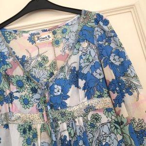Bluse / Tunika von GAUDI mit Pailletten, Gr S - neu mit Etikett