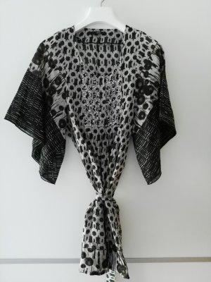 Bluse Tunika von HUGO BOSS Gr. 38