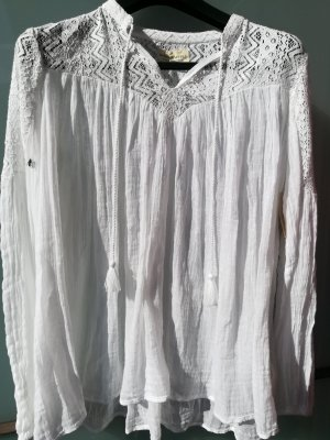 Ralph Lauren Blouse Dress white