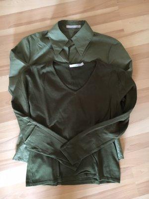 Bluse und Pullover Kombi von More&More