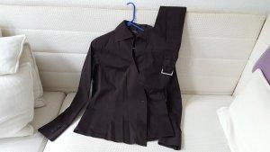 Bluse van Laack - Wickelbluse Gr. 44