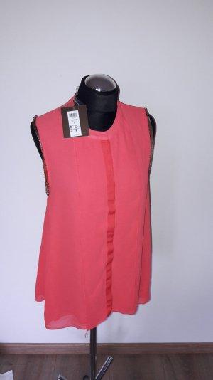 Bluse vero moda gr. L pink neu mit Etikett