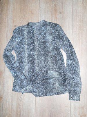 Bluse Vero Moda Reptiloptik Gr .S