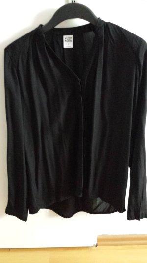 bluse vero moda schwarz