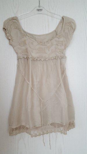Bluse verspielt von Made in Italy, Gr. S