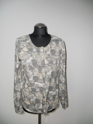 Bluse Vila M Muster *sehr guter Zustand*