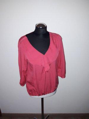bluse vila m pink