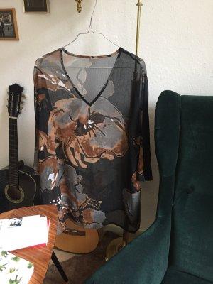 Bluse Vintage durchsichtig