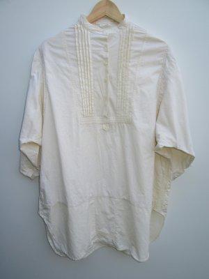 Bluse Vintage Retro Hemd oversize Gr. 42