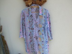 Bluse von Adelina leicht transparent Gr44