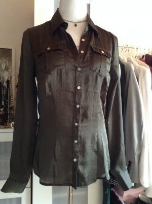 Bluse von Amisu, New Yorker in S, leicht glänzend