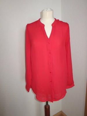 Bluse von Amisu rot