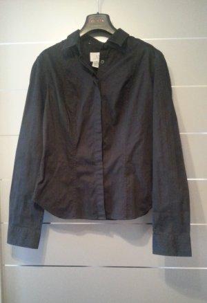 Bluse von Armani Exchange, schwarz, Größe L