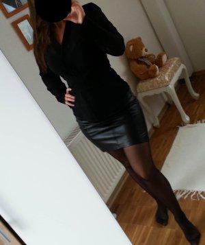 Bluse von Ashley Brooke Neu 34 schwarz