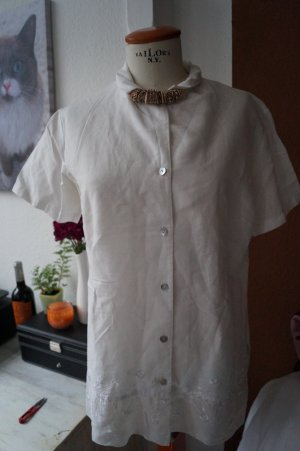 Barisal Camicetta a blusa bianco