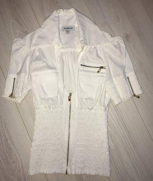 Bluse von BEBE in Weiss