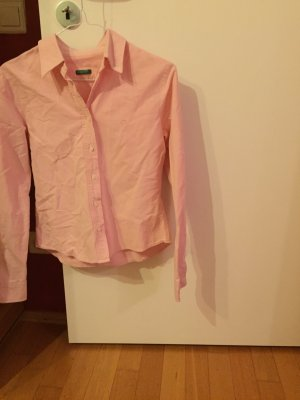 Bluse von Benetton Button Down