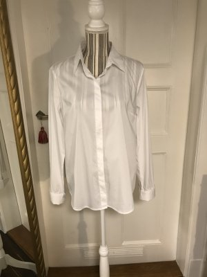Benetton Blouse-chemisier blanc