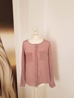 Bluse von Best Connections in Mauve