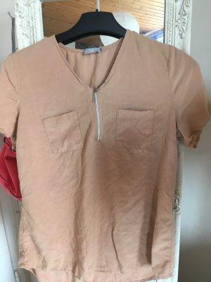 Bluse von Betty & Co in braun