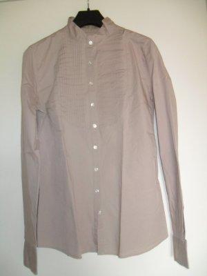 Blaumax Camicetta a blusa grigio chiaro Cotone