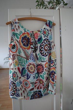 Boden Mouwloze blouse veelkleurig Viscose