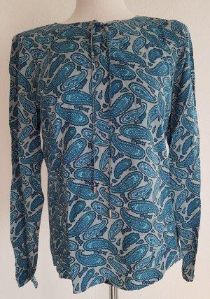 Bonita Long Sleeve Blouse multicolored viscose