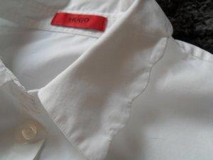Bluse von Boss in weiß NEU!!  -  super Preis, super Passform....