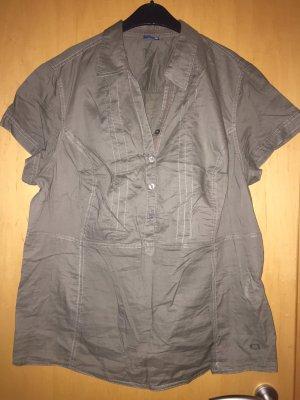 Bluse von cecil Gr. 46 Khaki