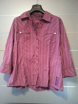 Bluse von Cecil, Größe XL / 42, rosa/ lila