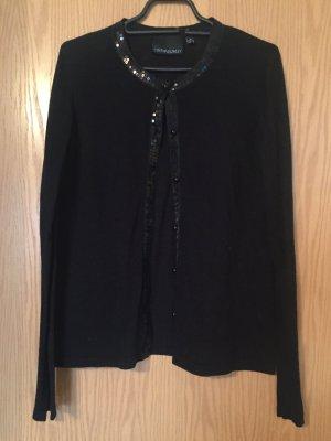 Cynthia Rowley Long Sleeve Blouse black