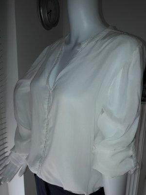 Darling Harbour Blouse Jacket natural white viscose