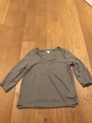 Bluse von Esprit mit Deko am Ausschnitt Gr 36