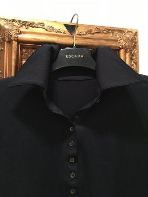 Falke Cuello de blusa negro